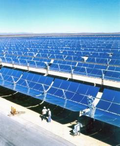 Резкий рост солнечной энергетики