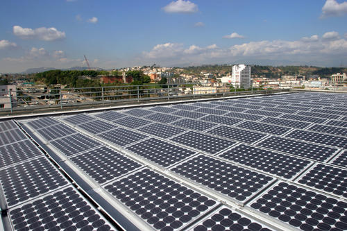 Рынок солнечной энергетики демонстрирует взрыв