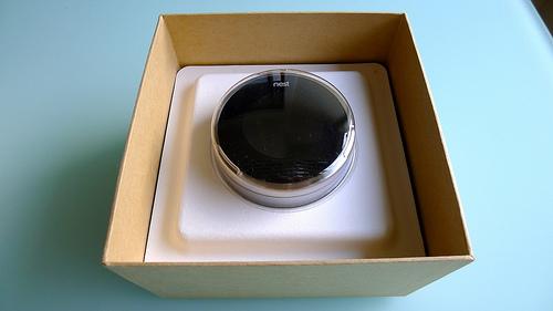 Термостат Nest - интеллектуальное устройство на все сезоны