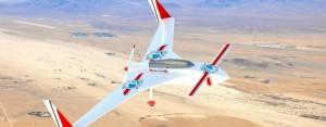 Новый рекорд скорости электрического самолета: 325 км в час