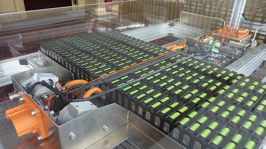 Проект SmartBatt сделает аккумуляторы легче и дешевле