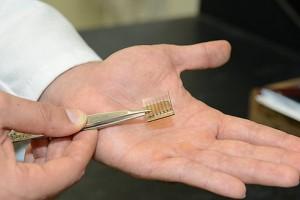 Полупрозрачные фотоэлектрические элементы из наноматериалов