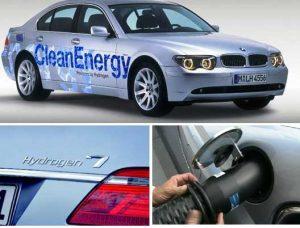 Новые технологии по применению водорода в качестве топлива для автомобилей