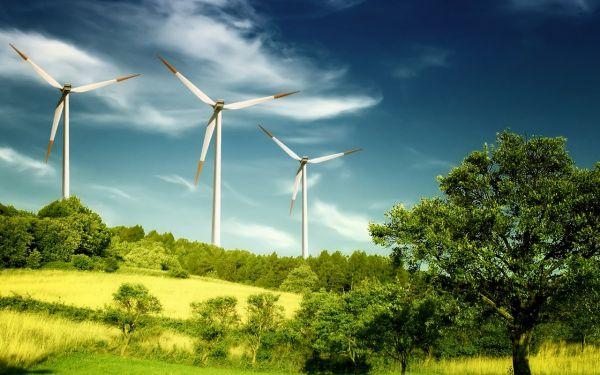 Стремительное развитие ветряной энергетики