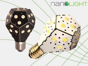 На рынке скоро появятся светодиодные лампы мощностью до 100 Вт