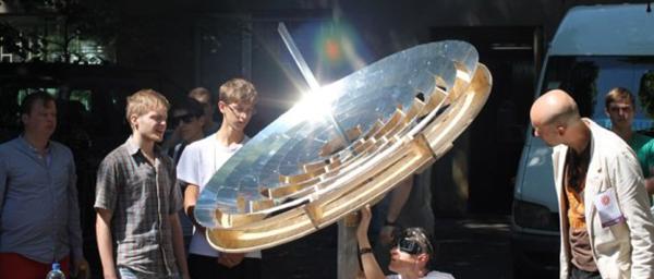 В открытом доступе появилась инструкция по изготовлению солнечного концентратора