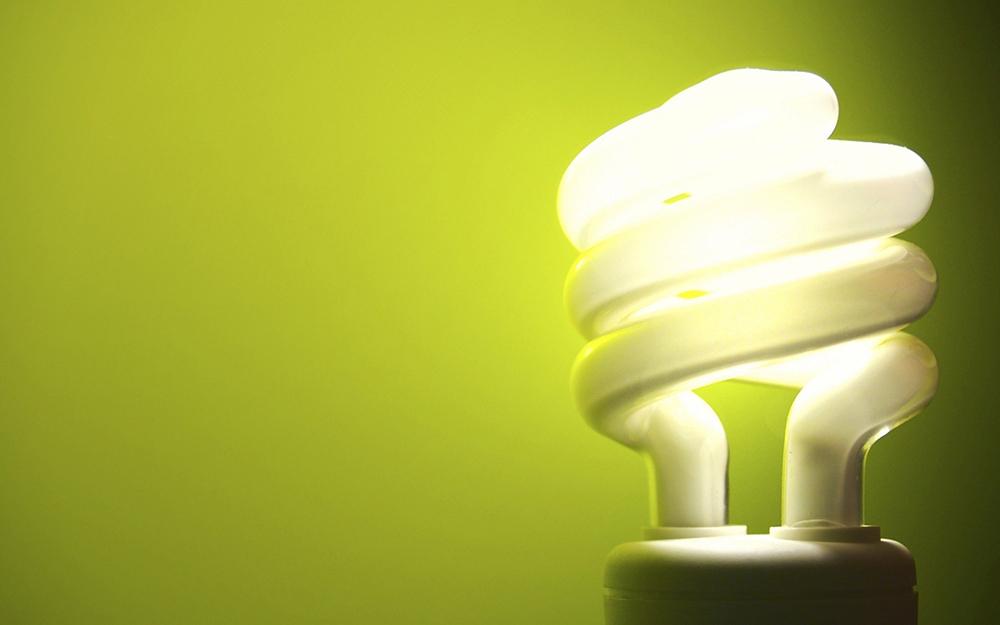 Энергосберегающие лампы - таблица мощности