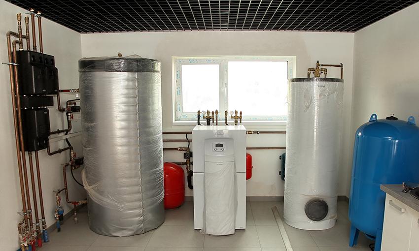 Как выбрать геотермальной тепловой насос?